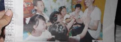 It Could Only Happen To Me - Becoming a local celebrity in China