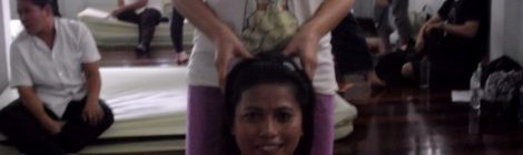 #20 - Learn a new skill: Thai massage course at Wat Pho in Bangkok
