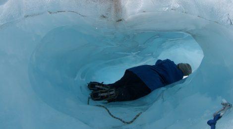 #12 Walk on New Zealand's Franz Josef glacier