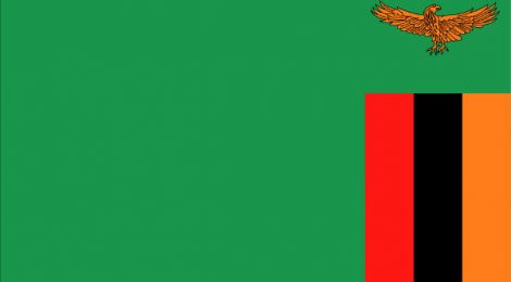 Big News: I'm going to Zambia