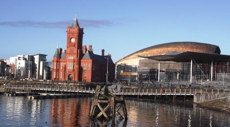 My favourite spots in Cardiff Bay