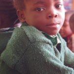 Schoolchildren in Zambia