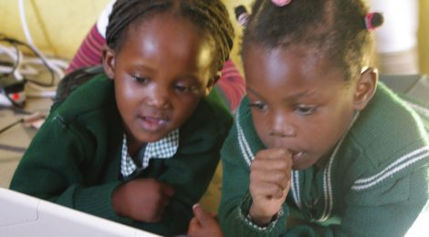 Back to school in Zambia