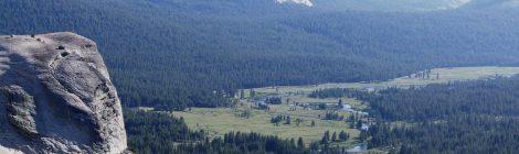 Yosemite National Park Toulouse Meadows