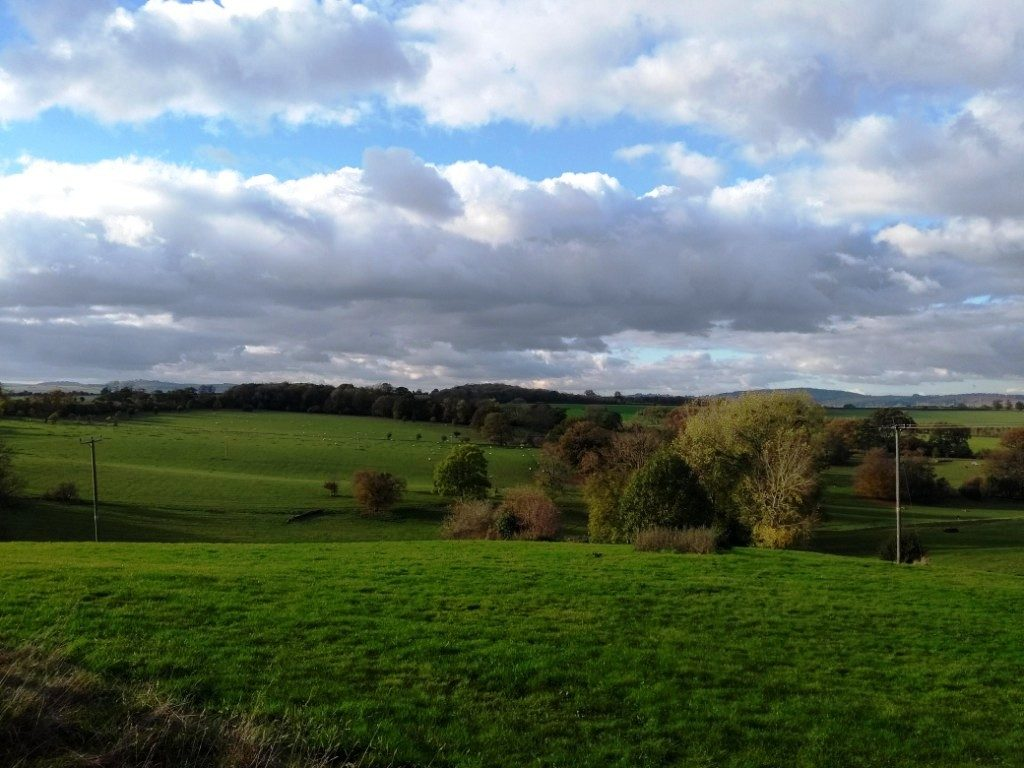 View from Brooks Country House Hotel