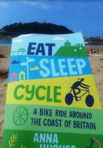 Eat Sleep Cycle by Anna Hughes