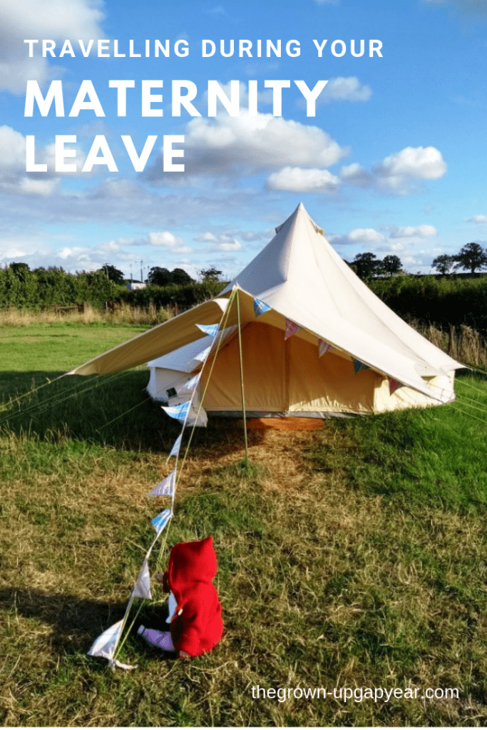 Travelling during maternity leave