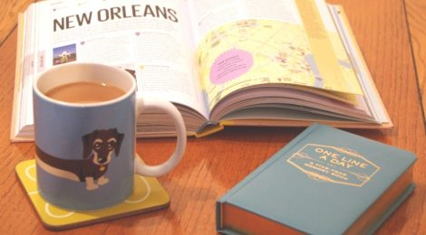 Planning future trips with Lonely Planet
