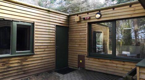 A Center Parcs lodge