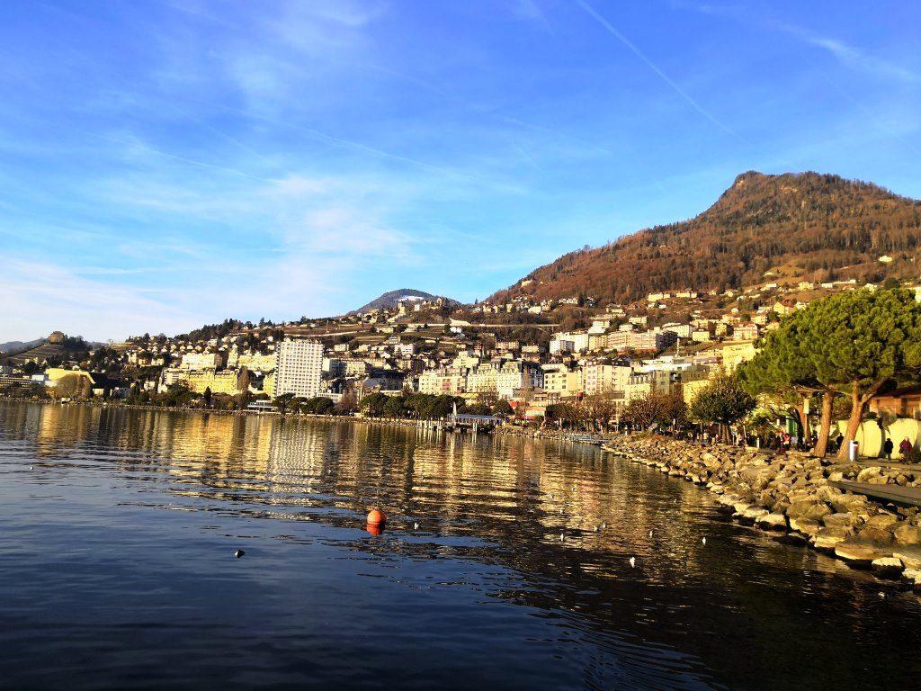 Exploring Montreux, Switzerland