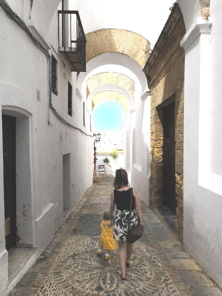 The Spanish White Town of Vejer de la Frontera