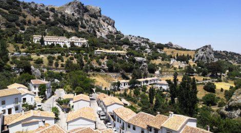 Grazalema, one of the Spanish White Towns