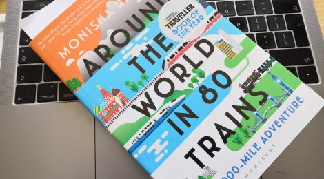Cover of Around the World in 80 Days