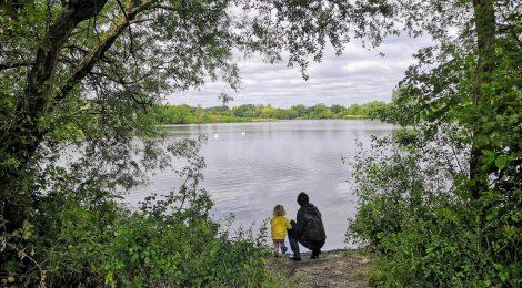 The little adventurer's love of nature