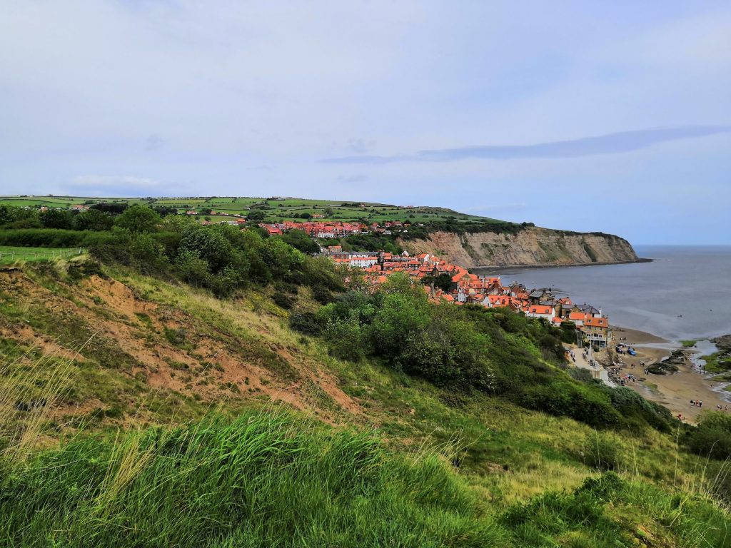 Robin Hood's Bay, one of the best beaches in North Yorkshire