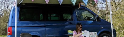 Taking a baby in a campervan - Everything you need to know